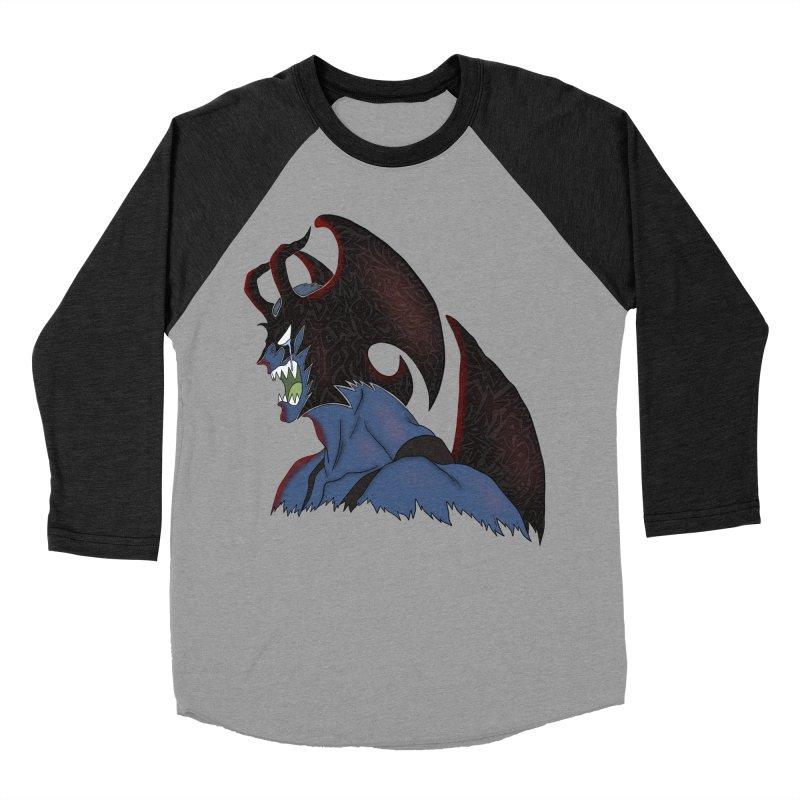 CRYBABY Men's Baseball Triblend Longsleeve T-Shirt by greenlambart's Artist Shop