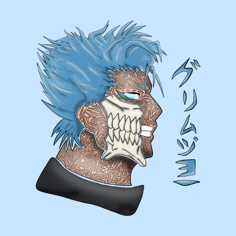 GRIMMJOW Home Tapestry by greenlambart's Artist Shop