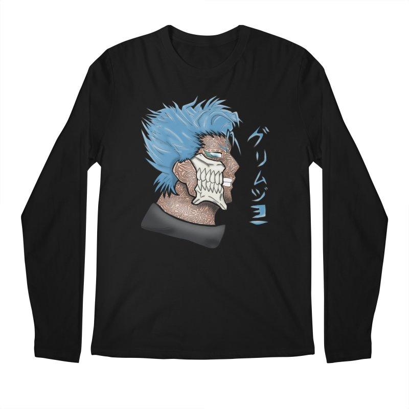 GRIMMJOW Men's Regular Longsleeve T-Shirt by greenlambart's Artist Shop