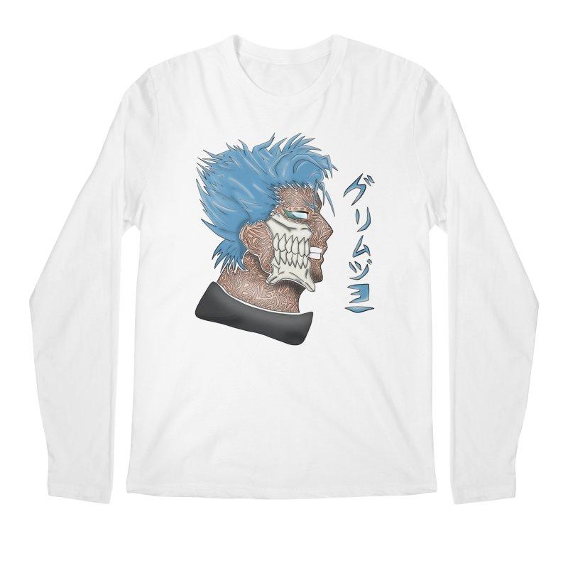 GRIMMJOW Men's Longsleeve T-Shirt by greenlambart's Artist Shop