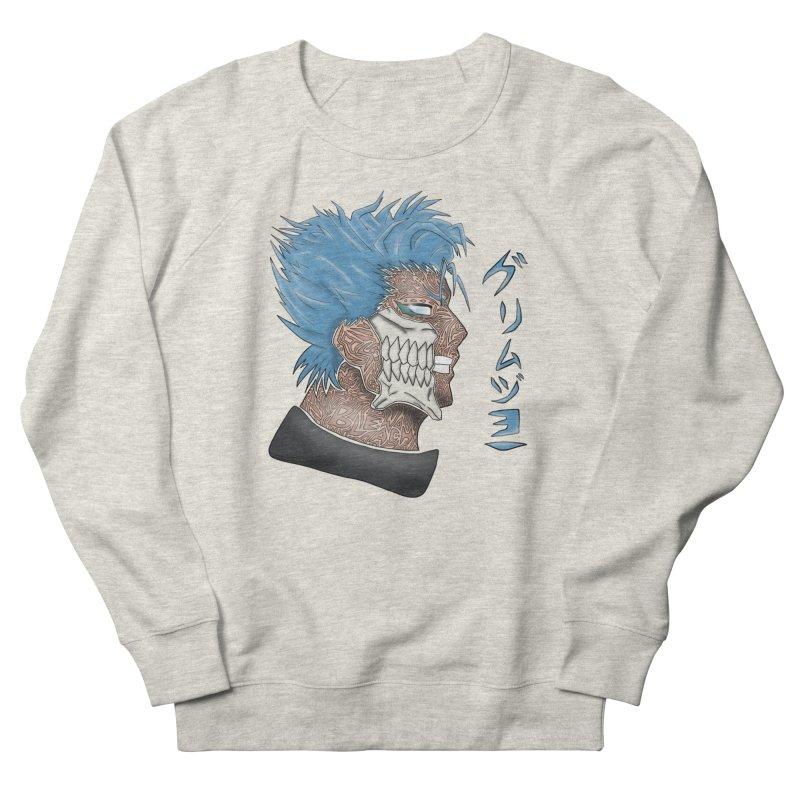 GRIMMJOW Women's Sweatshirt by greenlambart's Artist Shop