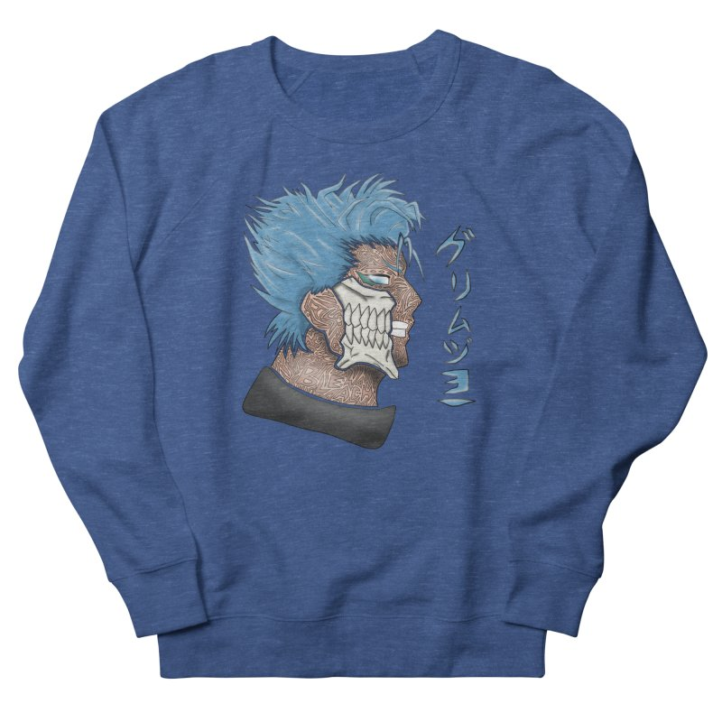 GRIMMJOW Men's Sweatshirt by greenlambart's Artist Shop
