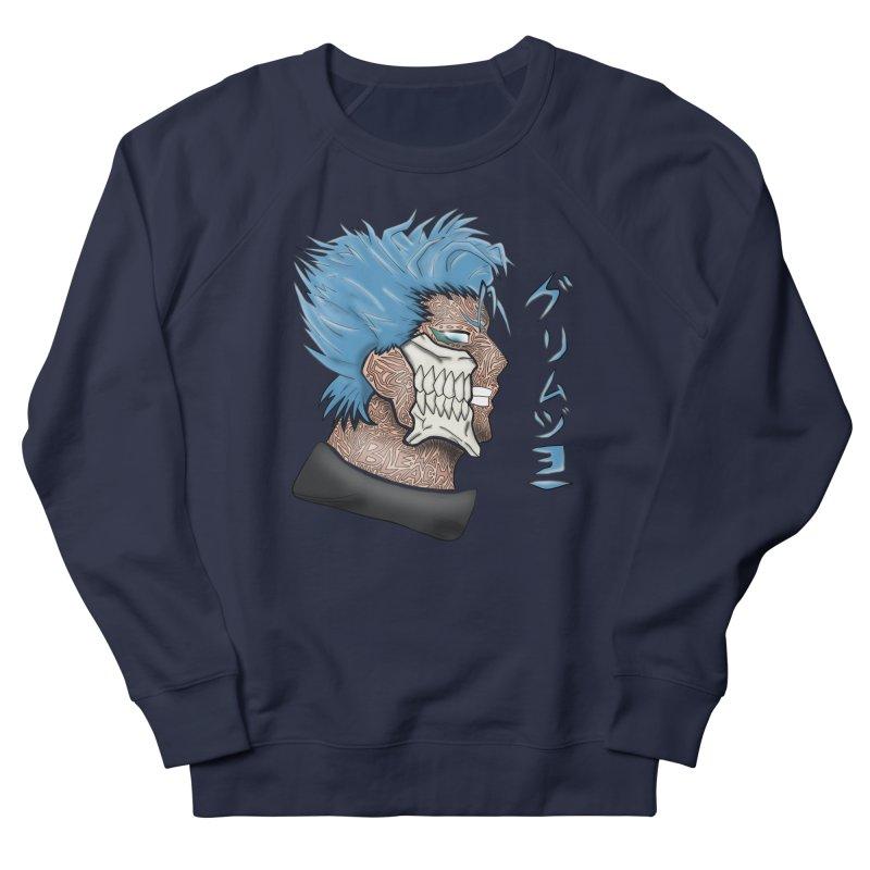 GRIMMJOW Men's Sweatshirt by greenlambart's Artist Shop