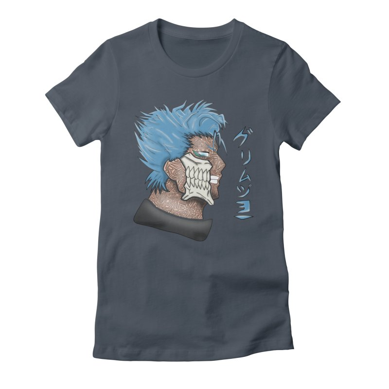 GRIMMJOW Women's T-Shirt by greenlambart's Artist Shop