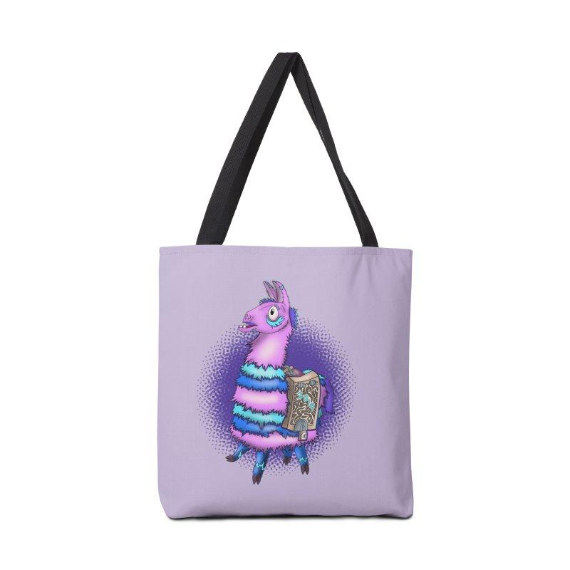 LOOT Accessories Bag by greenlambart's Artist Shop