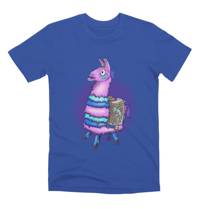LOOT Men's Premium T-Shirt by greenlambart's Artist Shop