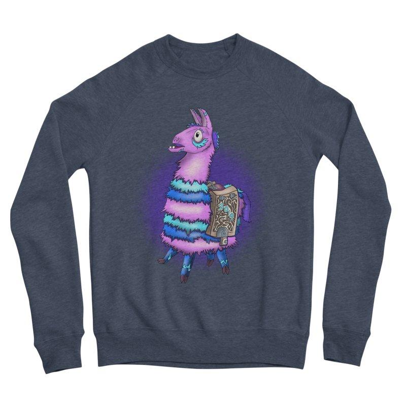 LOOT Men's Sponge Fleece Sweatshirt by greenlambart's Artist Shop