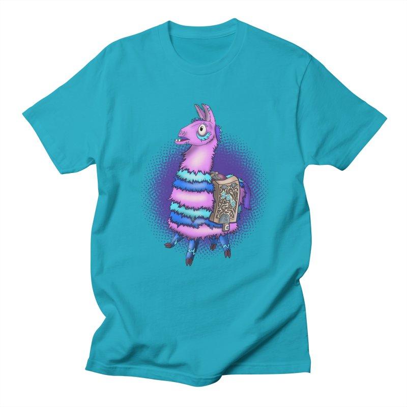 LOOT Men's T-Shirt by greenlambart's Artist Shop