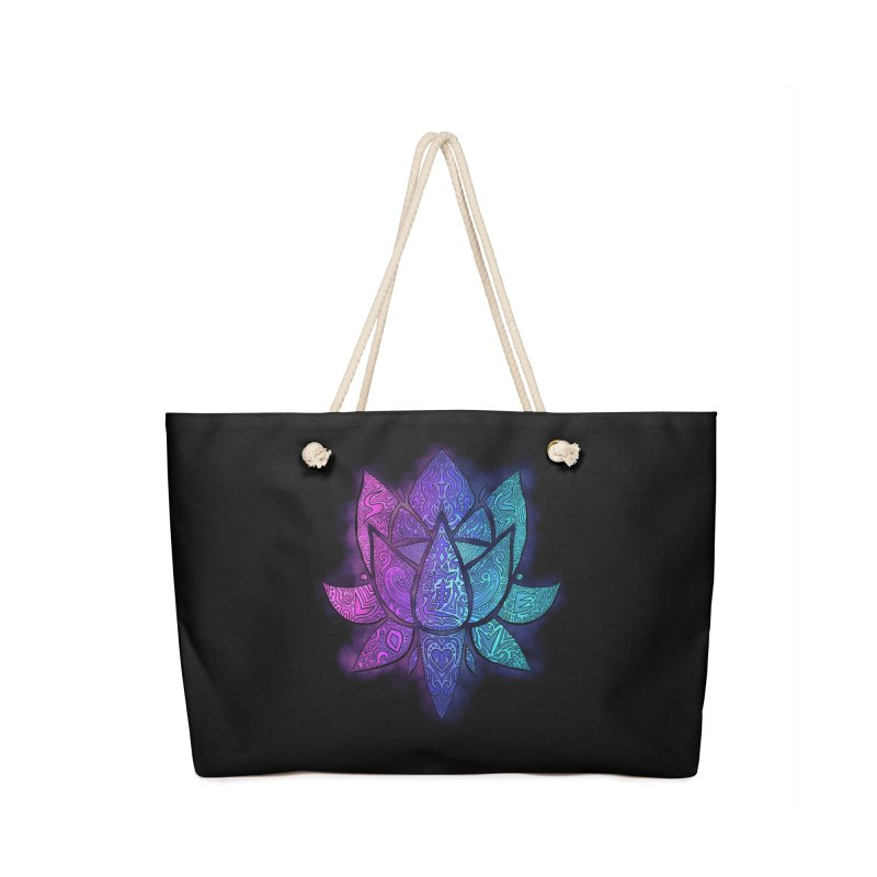 LOTUS Accessories Bag by greenlambart's Artist Shop