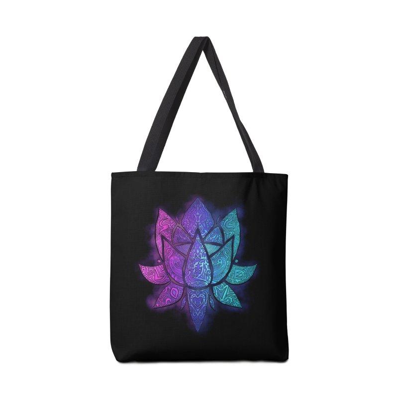 LOTUS Accessories Bag by greenlambart's Artist Shop