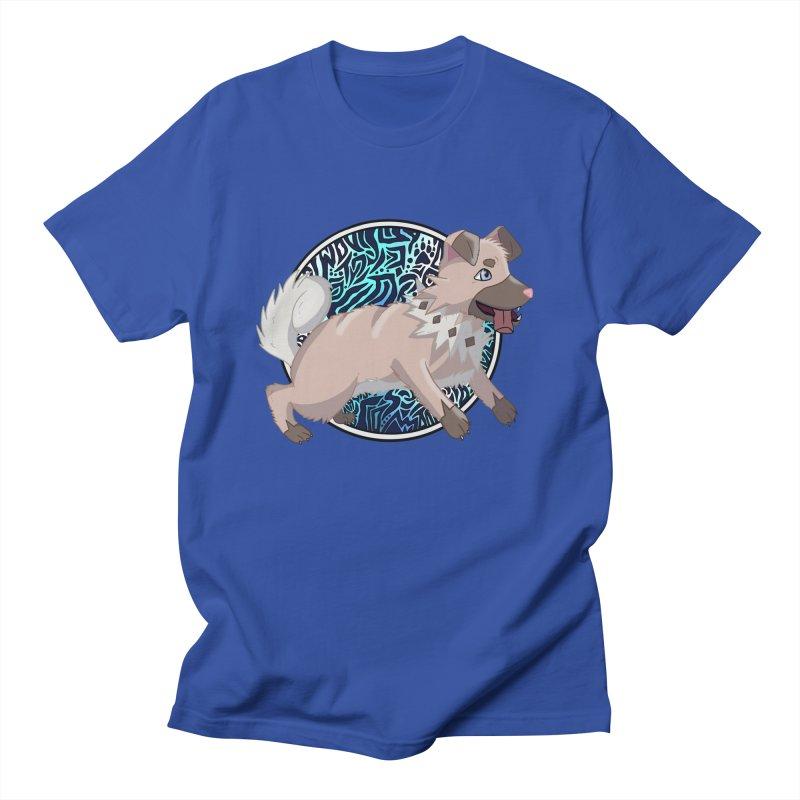 ROCK PUPPER Men's Regular T-Shirt by greenlambart's Artist Shop