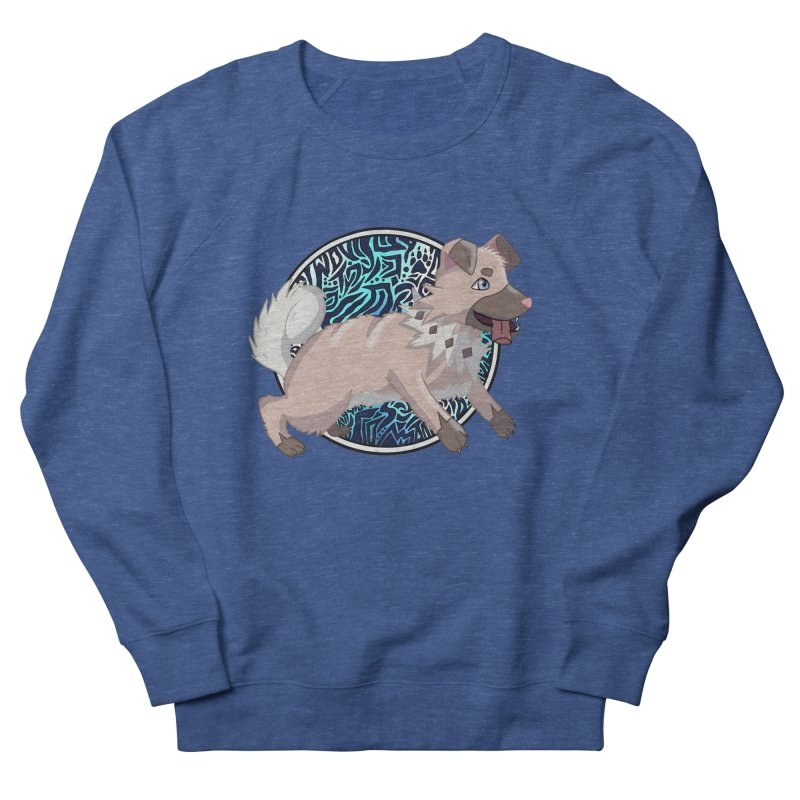 ROCK PUPPER Men's Sweatshirt by greenlambart's Artist Shop