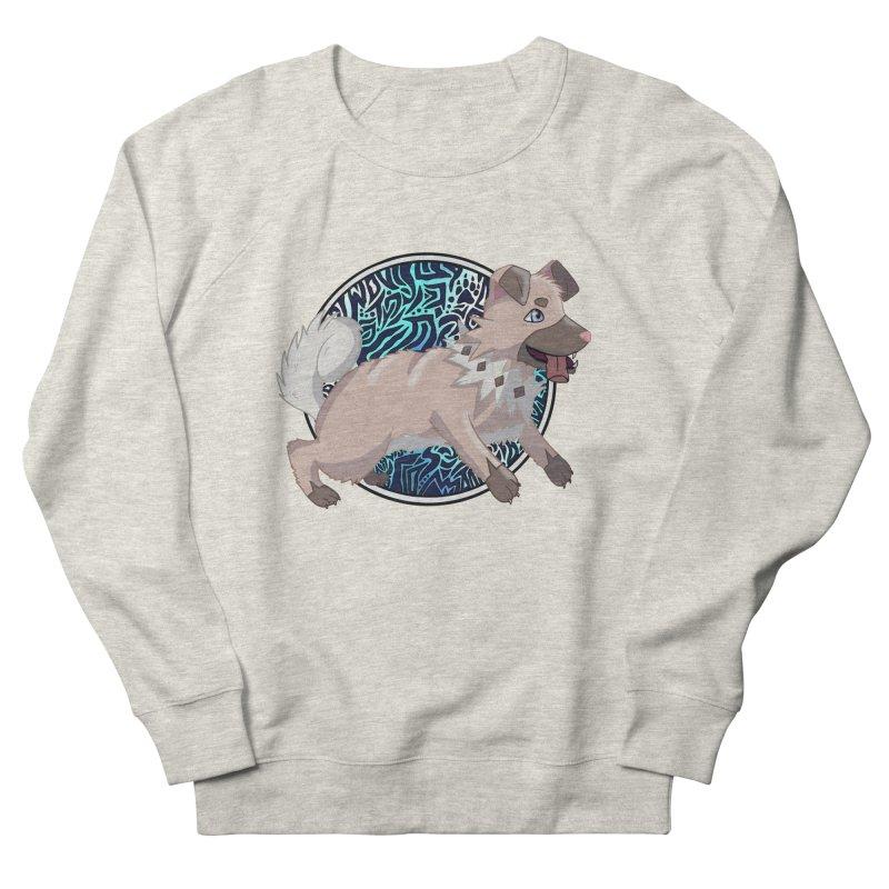 ROCK PUPPER Men's Sweatshirt by greenlambart's Artist Shop