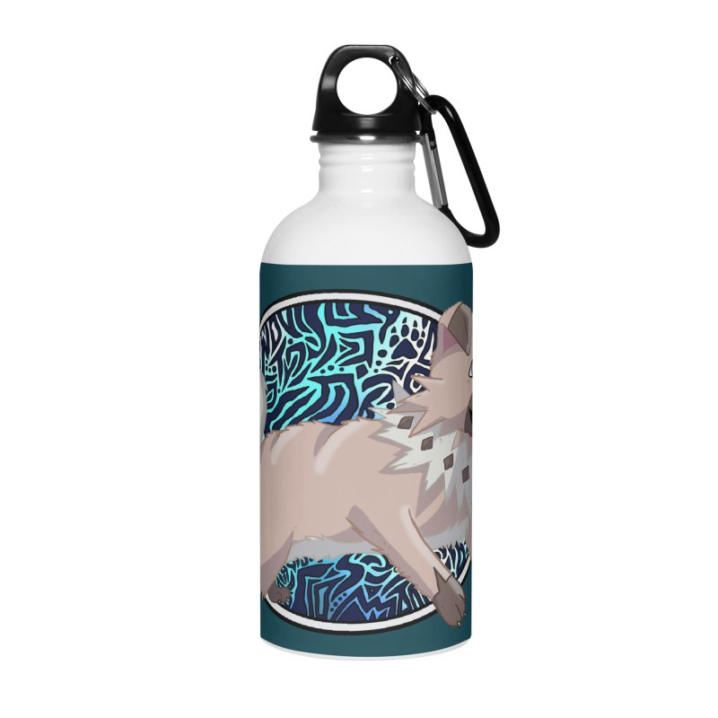 ROCK PUPPER Accessories Water Bottle by greenlambart's Artist Shop