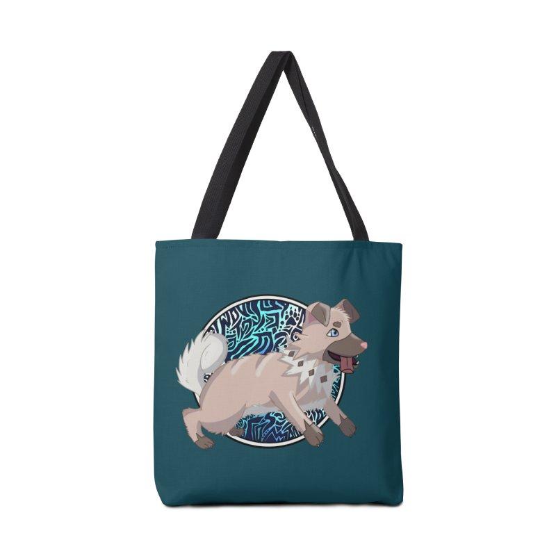 ROCK PUPPER Accessories Tote Bag Bag by greenlambart's Artist Shop