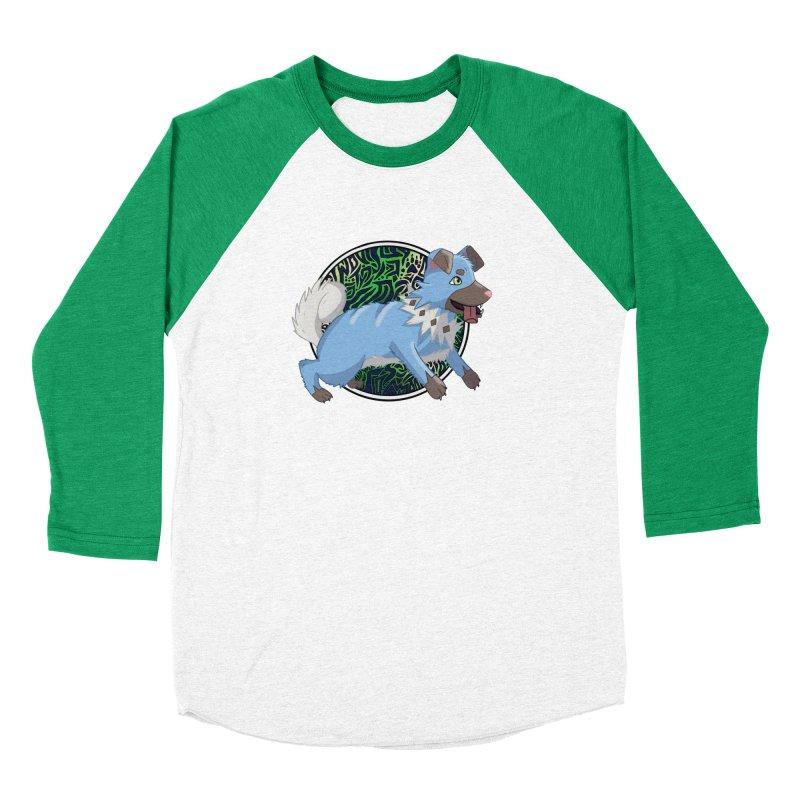 SHINY ROCK PUPPER Women's Longsleeve T-Shirt by greenlambart's Artist Shop