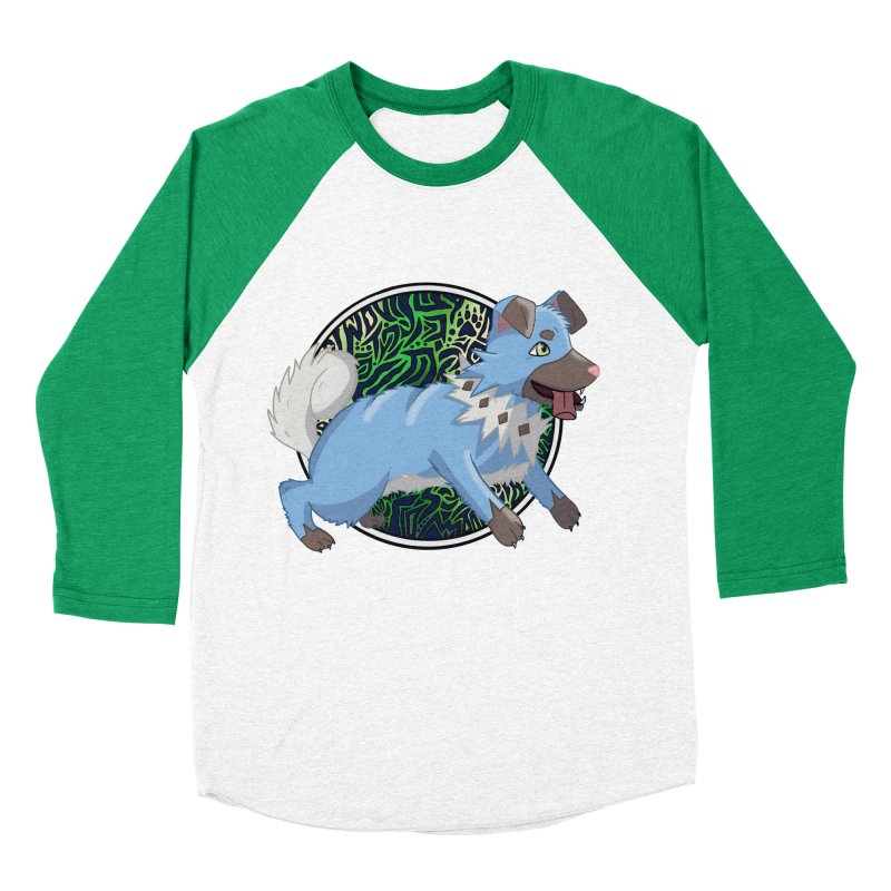 SHINY ROCK PUPPER Men's Longsleeve T-Shirt by greenlambart's Artist Shop