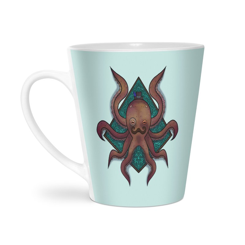 OCTOGENT Accessories Mug by greenlambart's Artist Shop