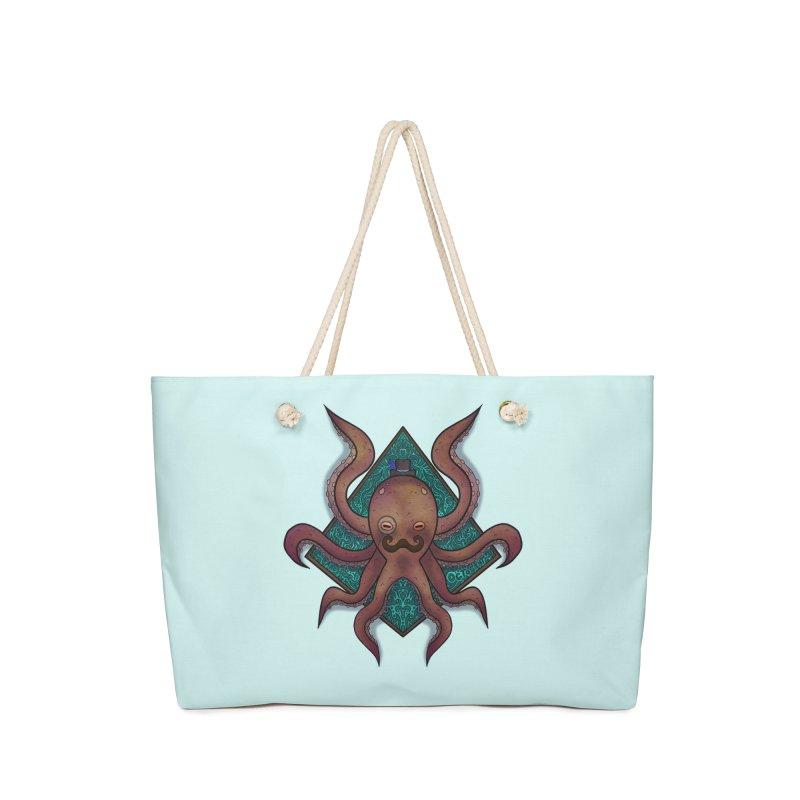 OCTOGENT Accessories Bag by greenlambart's Artist Shop