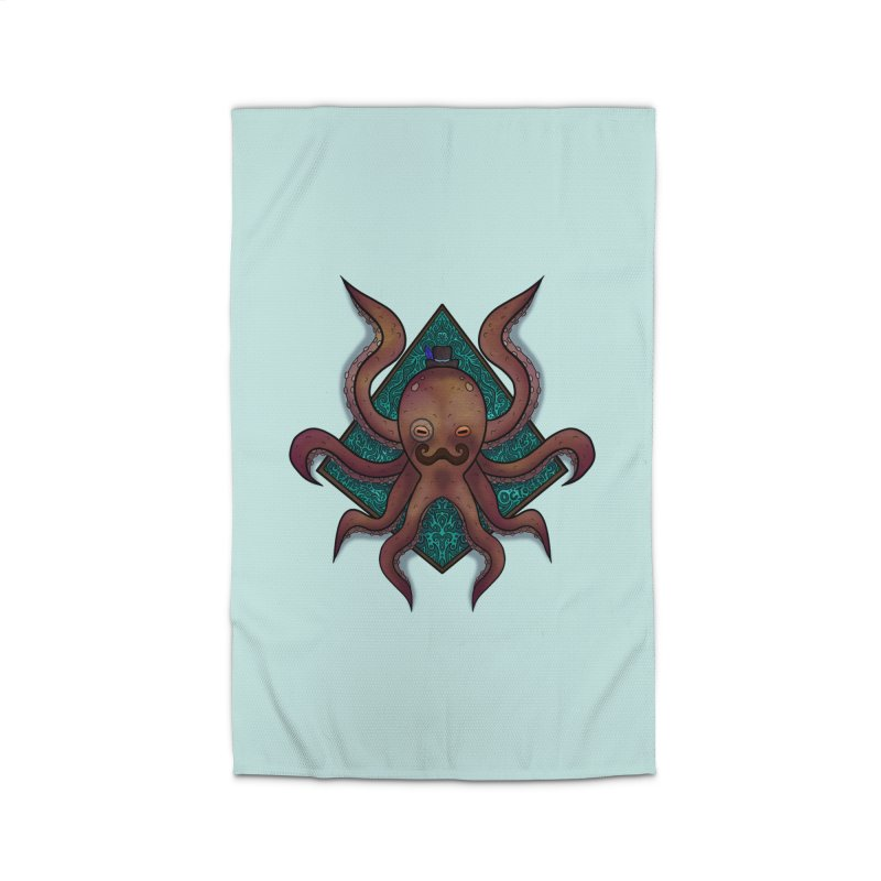 OCTOGENT Home Rug by greenlambart's Artist Shop