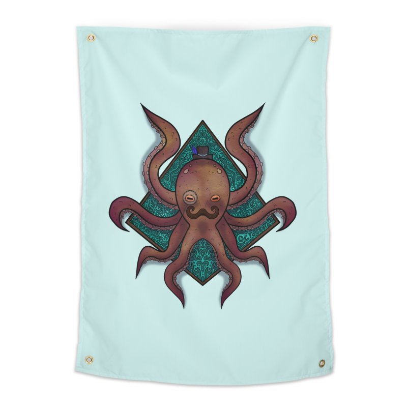 OCTOGENT Home Tapestry by greenlambart's Artist Shop