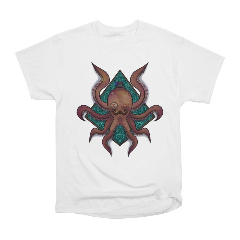 OCTOGENT Women's Heavyweight Unisex T-Shirt by greenlambart's Artist Shop