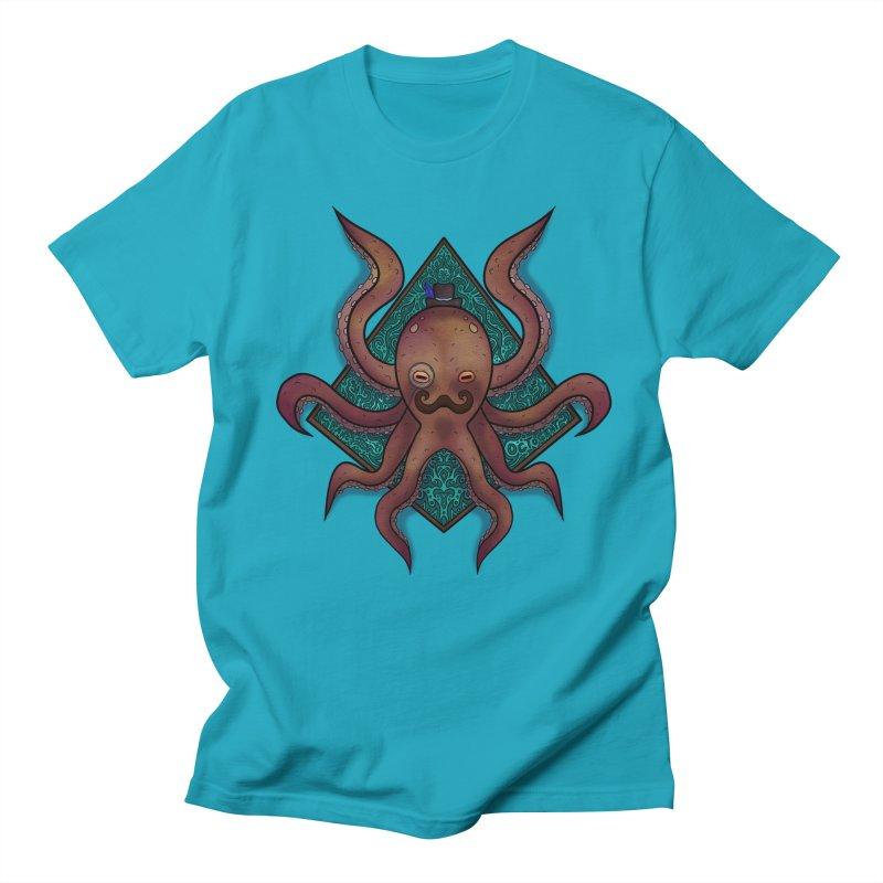 OCTOGENT Men's Regular T-Shirt by greenlambart's Artist Shop