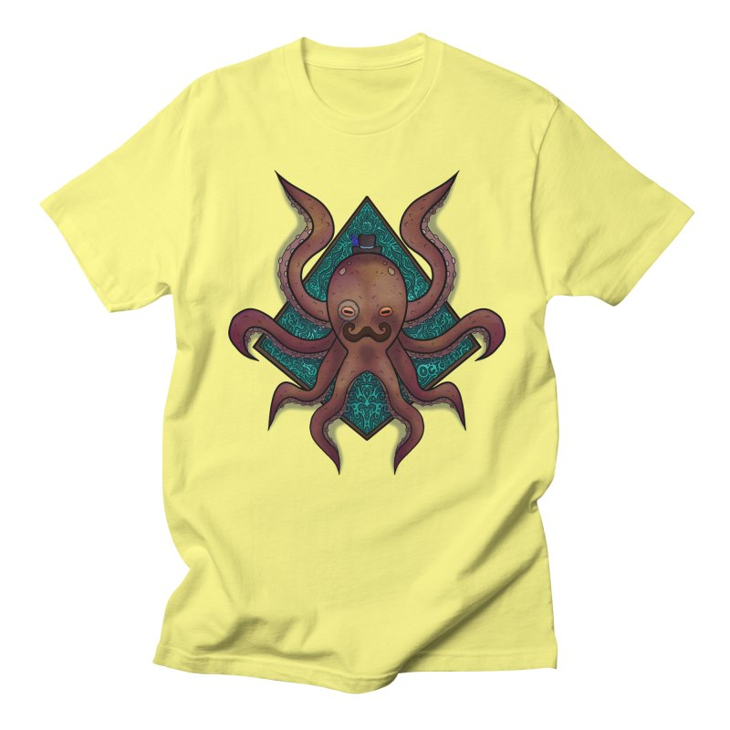 OCTOGENT Men's Regular T-Shirt by greenlambart's Artist Shop