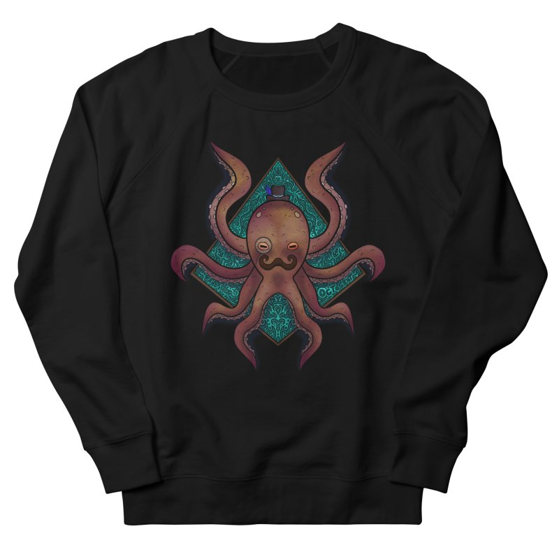 OCTOGENT Women's French Terry Sweatshirt by greenlambart's Artist Shop