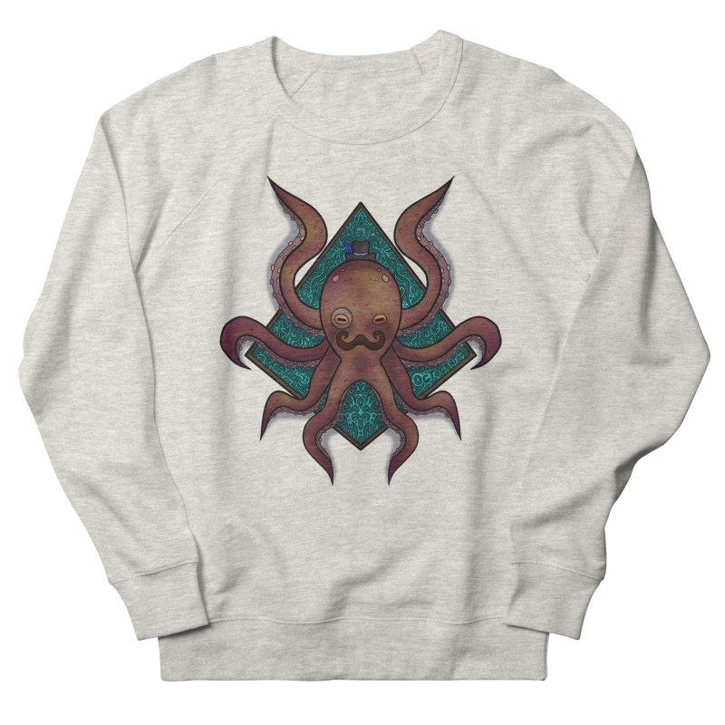 OCTOGENT Women's French Terry Sweatshirt by greenlambart's Artist Shop