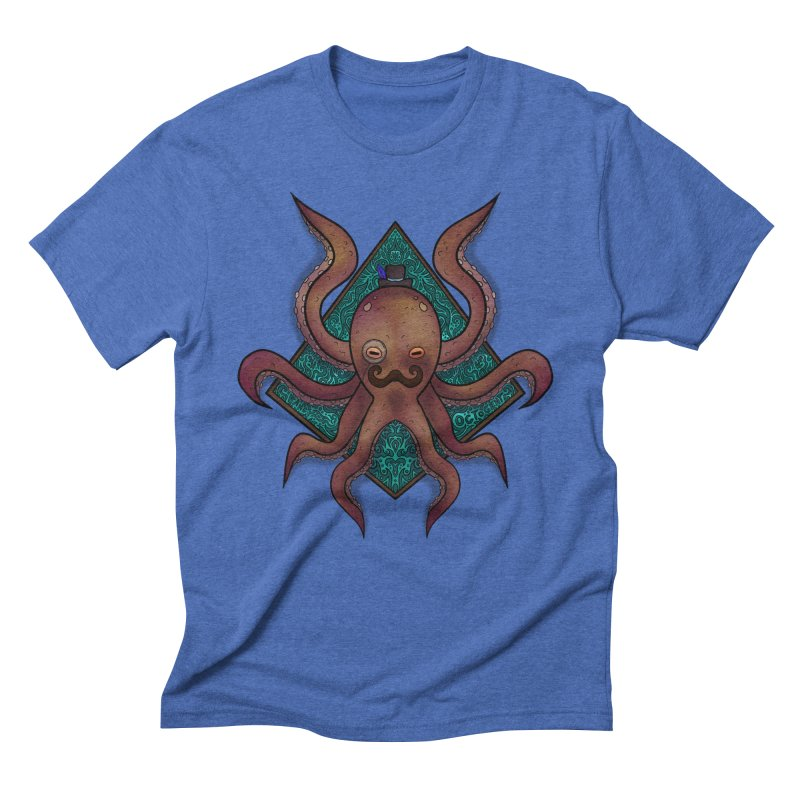 OCTOGENT Men's T-Shirt by greenlambart's Artist Shop