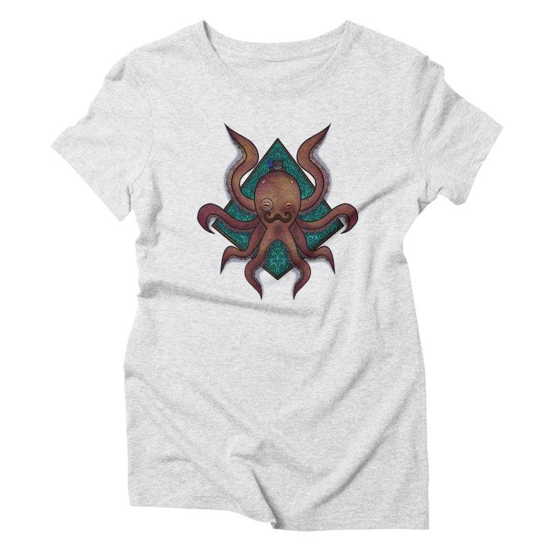 OCTOGENT Women's T-Shirt by greenlambart's Artist Shop
