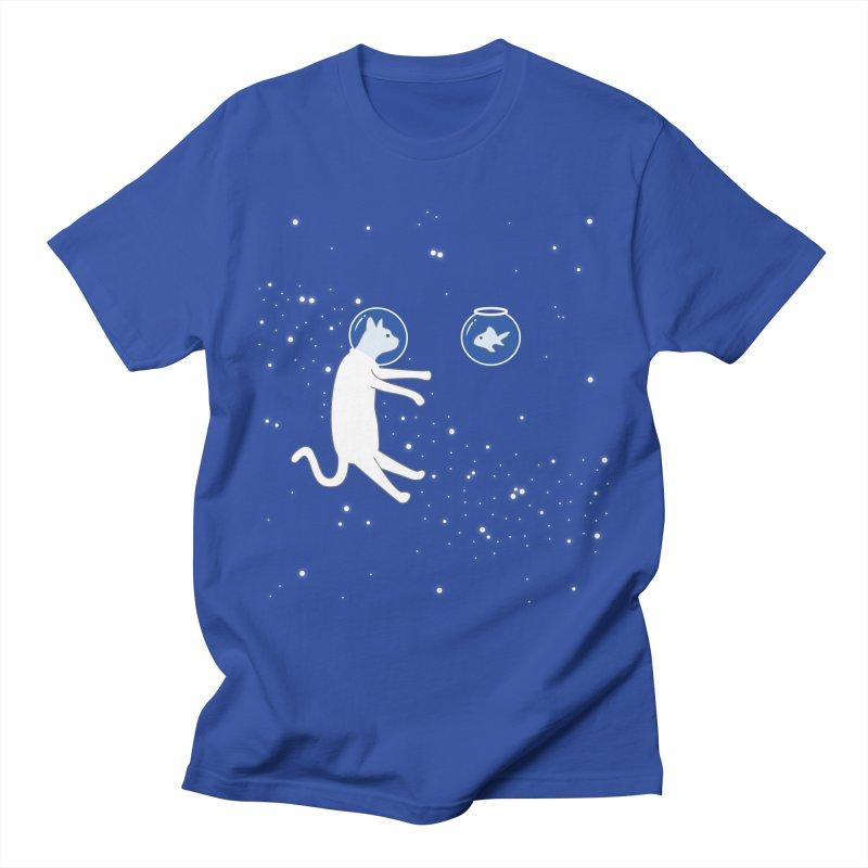 'Sup? Men's T-Shirt by Magic Wand Studio