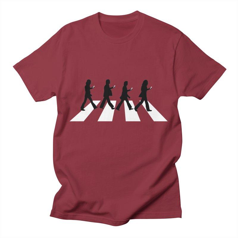 Api Road Men's T-Shirt by Magic Wand Studio