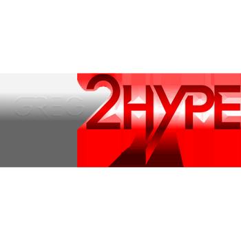 """Greg """"2 Hype"""" Shop Logo"""