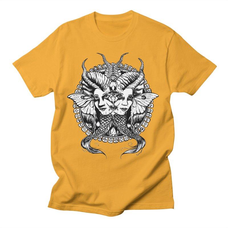 Sirens Men's T-Shirt by Gregery Miller's Art Shop