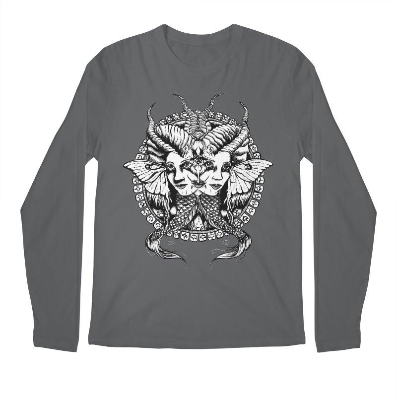 Sirens Men's Longsleeve T-Shirt by Gregery Miller's Art Shop
