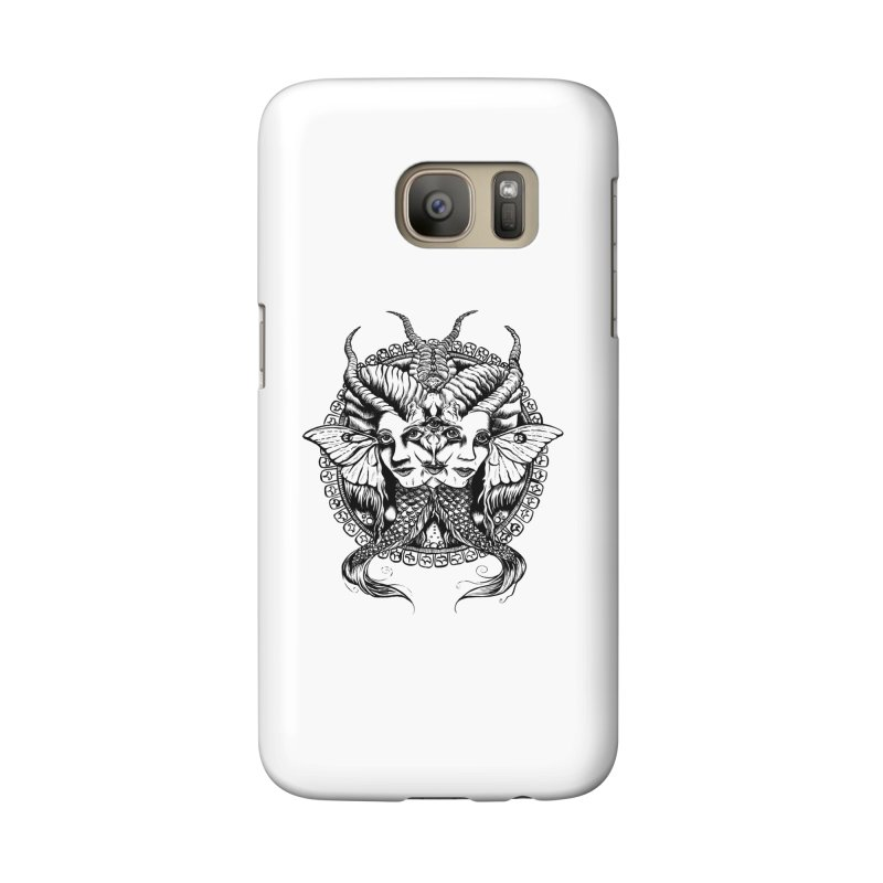 Sirens Accessories Phone Case by Gregery Miller's Art Shop