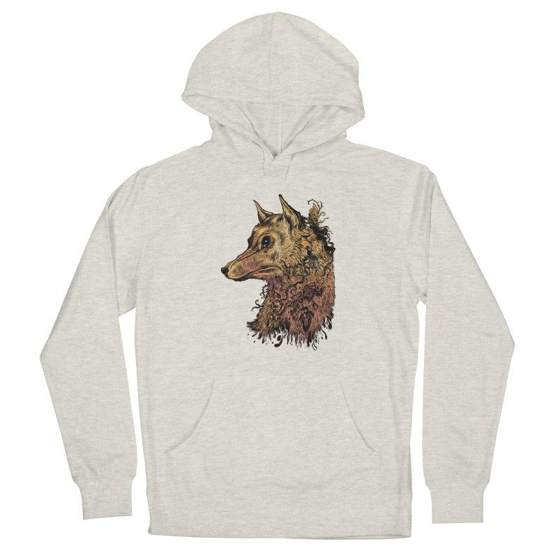 Wolf Spirit Women's Pullover Hoody by Gregery Miller's Art Shop