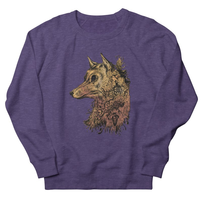 Wolf Spirit Women's Sweatshirt by Gregery Miller's Art Shop
