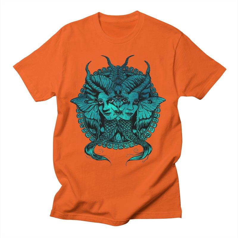 The Sirens Men's T-Shirt by Gregery Miller's Art Shop