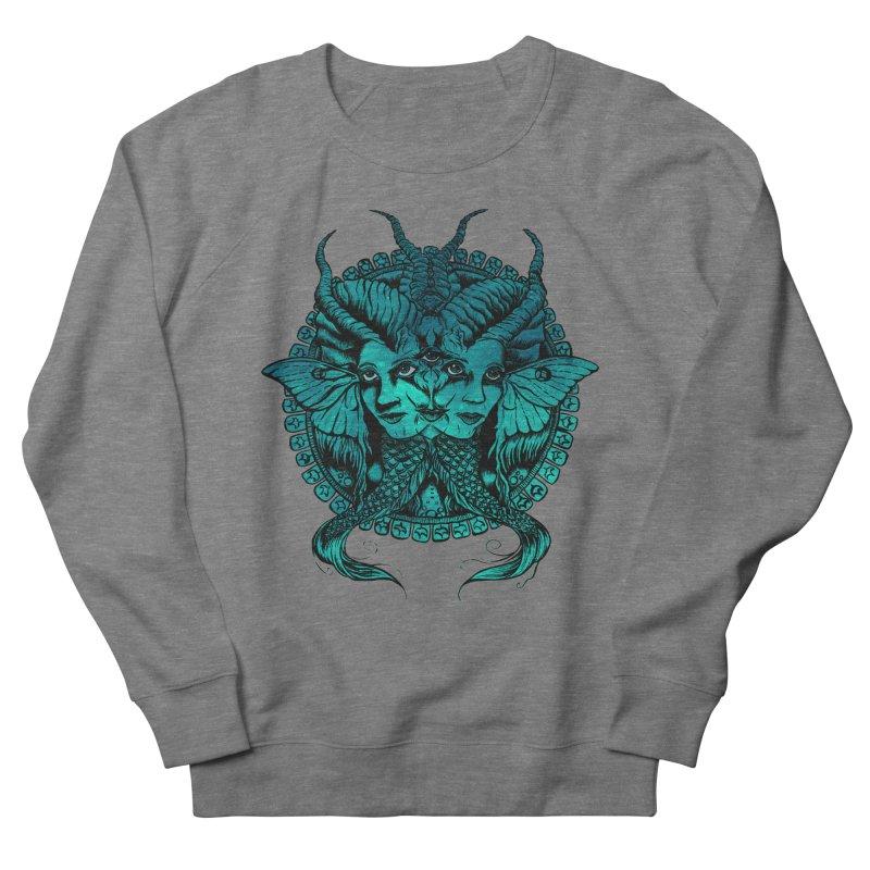 The Sirens Men's Sweatshirt by Gregery Miller's Art Shop