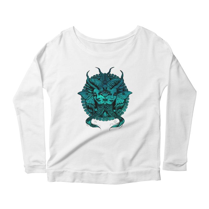 The Sirens Women's Longsleeve T-Shirt by Gregery Miller's Art Shop