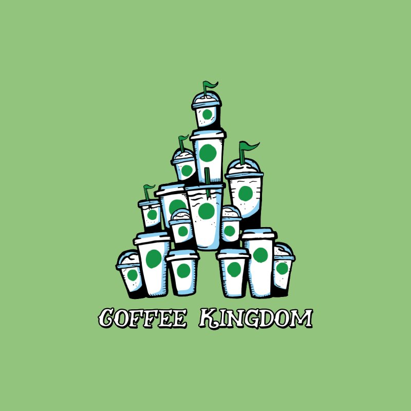 Coffee Kingdom by Greg Gosline Design Co.