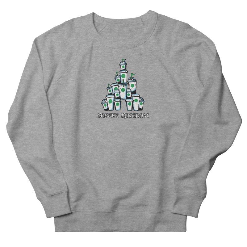 Coffee Kingdom Women's Sweatshirt by Greg Gosline Design Co.