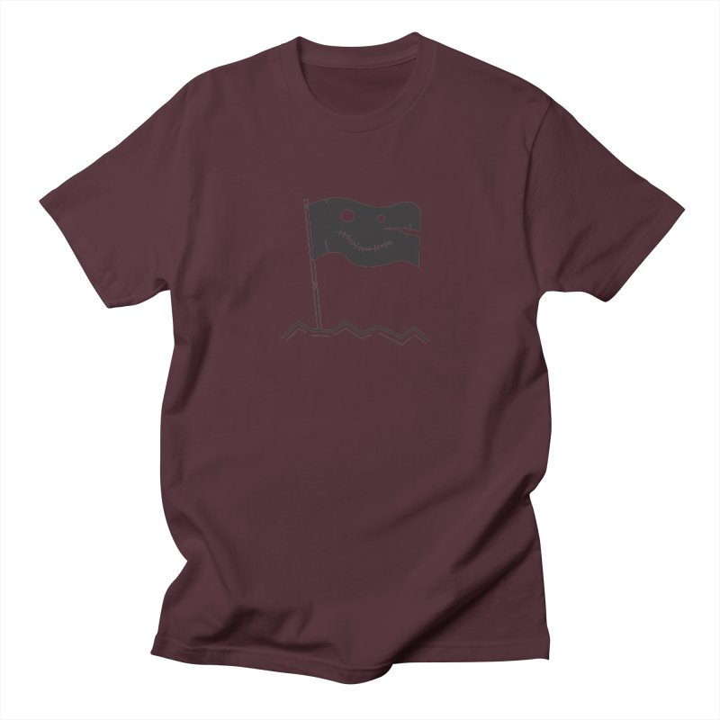 Flag of No Hope Men's T-shirt by Ominous Artist Shop
