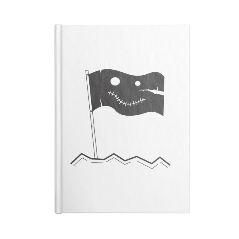 Flag of No Hope Accessories Notebook by Ominous Artist Shop