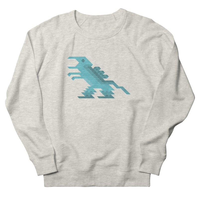 Cube-O-Saur Men's Sweatshirt by Ominous Artist Shop