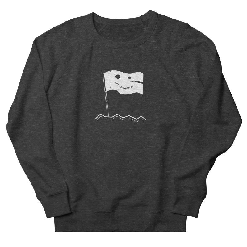 Flag of No Hope - Reverse Women's Sweatshirt by Ominous Artist Shop