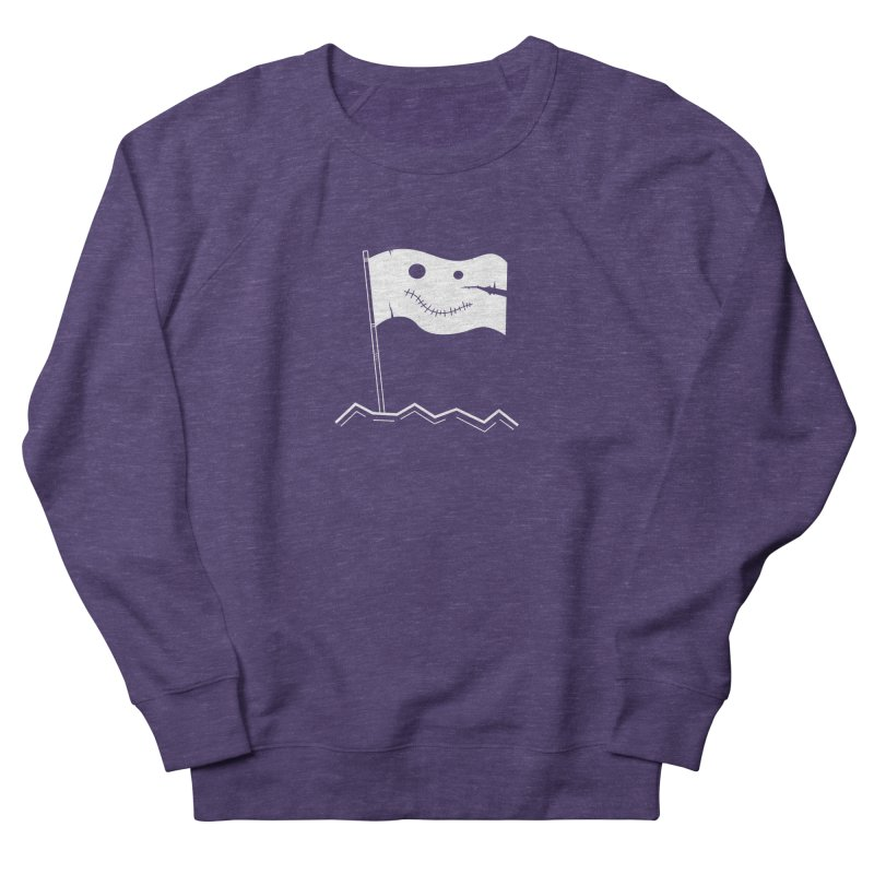 Flag of No Hope - Reverse Men's Sweatshirt by Ominous Artist Shop